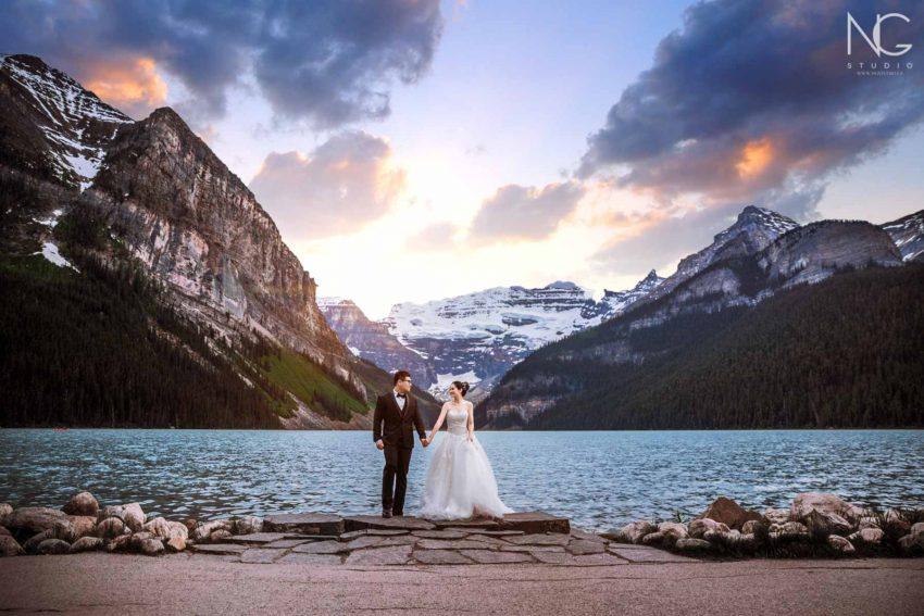 Banff Pre-Wedding