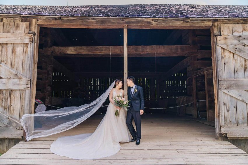 An Elegant Arlington Estate Wedding