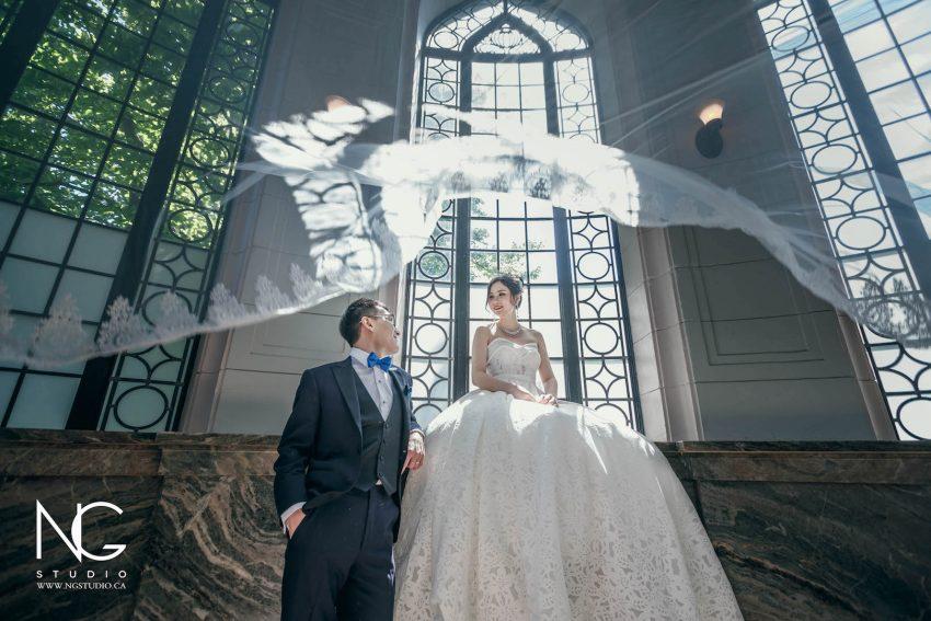Casa Loma Pre-Wedding Photography