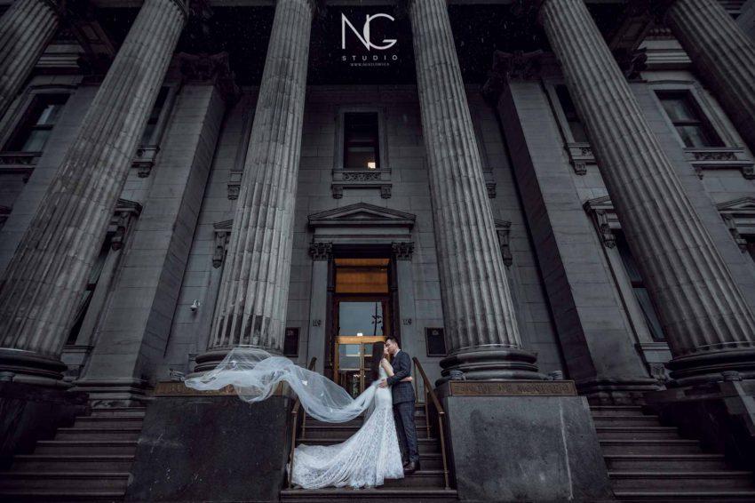 Montreal Pre-Wedding