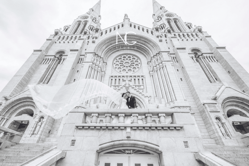Quebec City Pre-Wedding